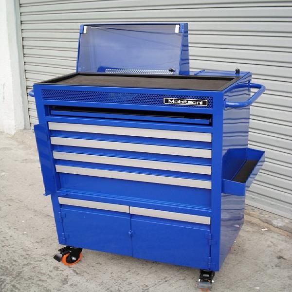 Mobiliario para transporte y trabajo mueble compucar - Mueble para herramientas ...